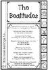 Beatitudes Tab Book