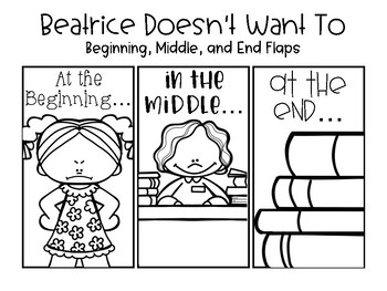 Beatrice Doesn't Want To: Literature Unit