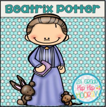 Beatrix Potter...Author, Artist