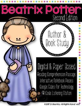 Beatrix Potter Author & Book Study Set {2nd Edition}
