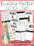 Beatrix Potter Author Study