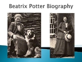 Beatrix Potter Biography PowerPoint