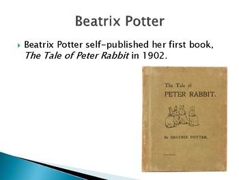 Beatrix Potter Biography PowerPoint