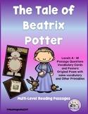Beatrix Potter Multi-level Reading Passages
