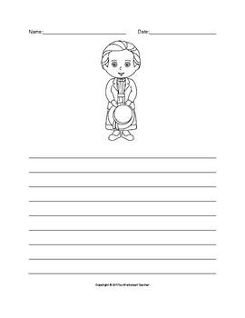 Beatrix Potter Writing Paper Set