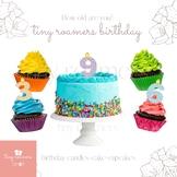 Beautiful Birthday Printable!| How old... | VIPkid | GoGoK