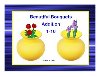 Beautiful Bouquets Addition 1-10