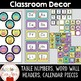 Beautiful Brights Classroom Decor - Over 100 Pages of Clas