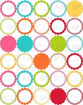 Beautiful Brights Design Pack (Digital Use Ok!)