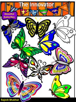 Beautiful Butterflies....!