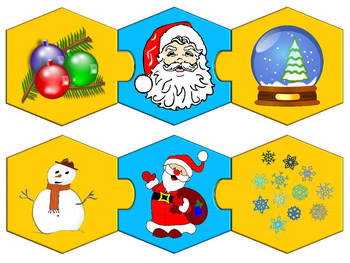 Beautiful Christmas Puzzles