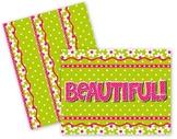 Beautiful Flowers Bulletin Board Set