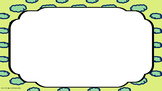 Beautiful Power Point Frames for Presentations, posters, g