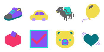 Beautiful Vector Clip Art Icons and Artwork for Lesson Plans and Newsletters