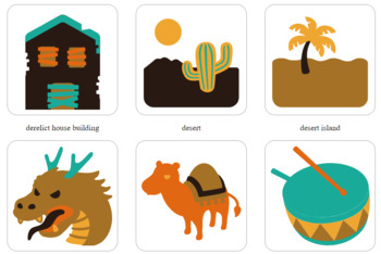 Beautiful Worksheet Clip Art Icons - 50 vector images in SVG and PNG
