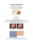 Beautiful mathematics - three parts cards = ESL