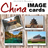 Beautiful Places in China Cards for China Unit Study