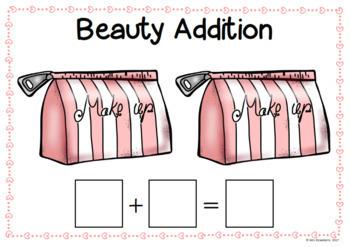 Beauty Addition Activity
