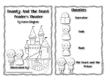 Beauty And The Beast Readers Theater and Retelling