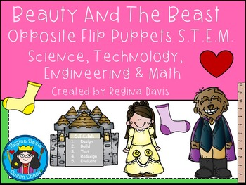 Beauty And The Beast STEM Science, Technology, Engineering