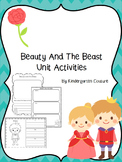 Beauty And The Beast Unit Activities