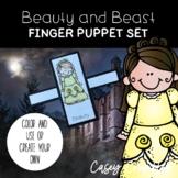 Beauty Fairy Tale Finger Puppet Retelling Set