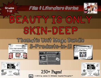 Beauty Is Only Skin-Deep Thematic Unit Short Story, Film, Twilight Zone