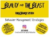 Beauty & The Beast Token Board System - Behavior Managemen
