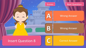 Beauty and the beast powerpoint classroom template quiz game by beauty and the beast powerpoint classroom template quiz game toneelgroepblik Image collections