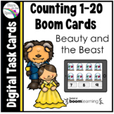 Beauty and the Beast 1 - 20 Boom Cards