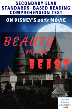 Beauty and the Beast (2017) Movie Guide/Analysis Multiple-Choice Test