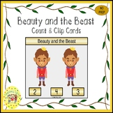 Beauty and the Beast Task Cards