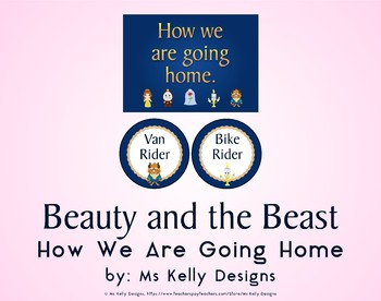 Beauty and the Beast How We Are Going Home System