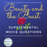 Beauty and the Beast Movie Questions (cartoon version)