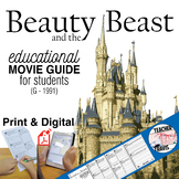 Beauty and the Beast Movie Viewing Guide (G - 1991)