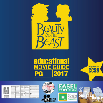 Beauty and the Beast Movie Viewing Guide (PG-2017)