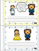 Beauty and the Beast - Story Retelling Worksheets