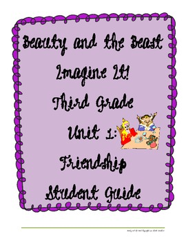 Beauty and the Beast Third Grade Student Guide