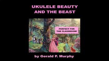 Beauty and the Beast Ukulele PowerPoint