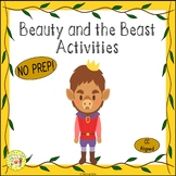 Beauty and the Beast Activities