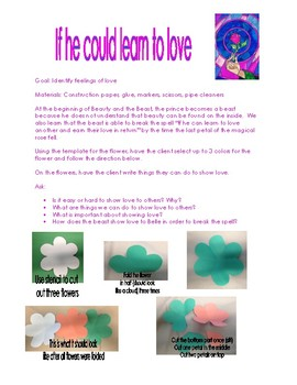 Beauty and the Beast activity