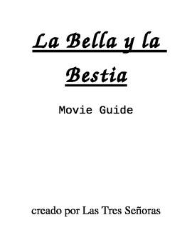 Beauty and the Beast/La Bella y la Bestia Movie Guide