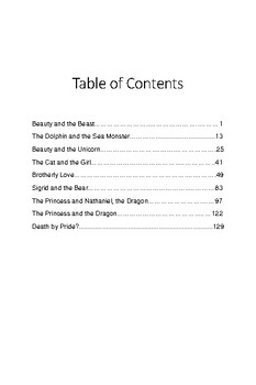 Beauty & the Beast Twice-Told Tales eReader Book