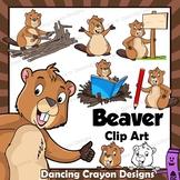 Beaver Clip Art