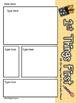 Newsletter Templates- First Grade/School Themed