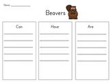 Beaver Informational Writing
