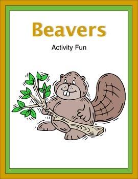 Beavers Activity Fun
