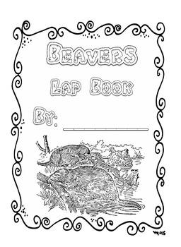 Beavers Lap Book