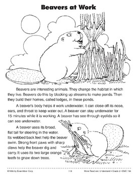 Beavers at Work