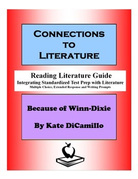 Because of Winn Dixie-Reading Literature Guide